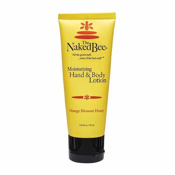The Naked Bee Orange Blossom Honey Hand & Body Lotion, 2.25 oz