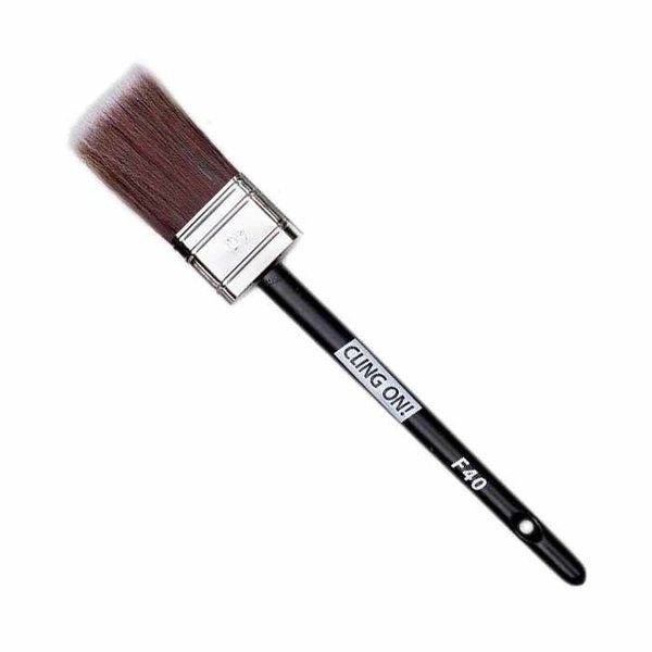 Cling On! Cling On! Flat Synthetic Brush F40
