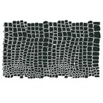 "Artisan Enhancements Artisan Enhancements Croc Medium Stencil 13""x21"""
