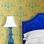 Royal Design Studio Elegancia Allover Stencil