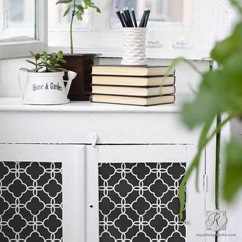 Royal Design Studio Eastern Lattice, Small