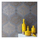 Royal Design Studio Mughal Trellis, Stencil, Small
