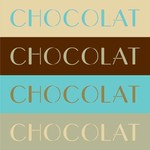Royal Design Studio Chocolat Stencil