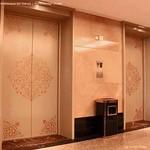 Royal Design Studio Arabesque Ceiling Medallion Stencil