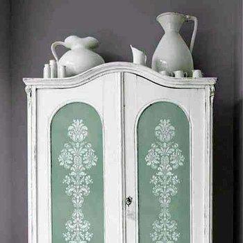 Royal Design Studio Delicate Floral Panel