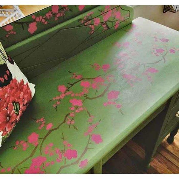 Royal Design Studio Cherry Blossoms Stencil