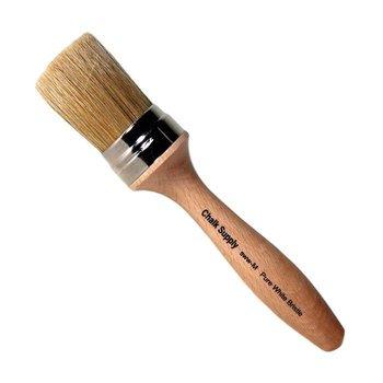 "Chalk Supply Wax Brush, 1-1/2"""