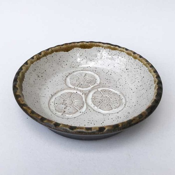 Cardinal Lake Pottery Dipping Bowl