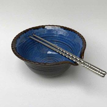 Cardinal Lake Pottery Noodle Bowl, 3 Cup Size