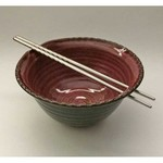 Cardinal Lake Pottery Cardinal Lake Pottery Noodle Bowl, 4 Cup Size