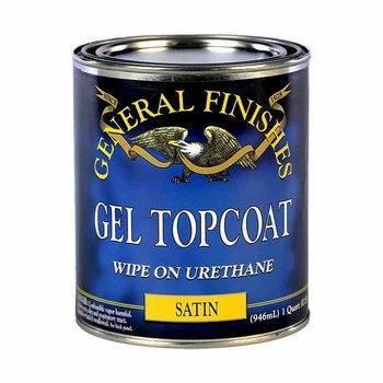 General Finishes Gel Topcoat