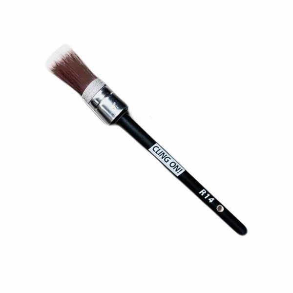 Cling On! Cling On! Round Brush R14