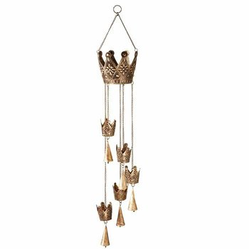 Gold Crown Chime