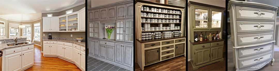 Cabinets & Furniture by Chalk It Up