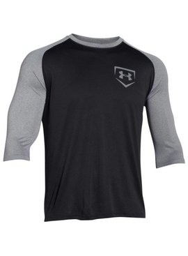 UNDER ARMOUR BASEBALL 3/4 SLEEVE