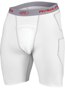 RAWLINGS SLIDING SHORT YOUTH W/CUP