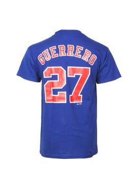 MAJESTIC MONTREAL EXPOS GUERRERO T-SHIRT