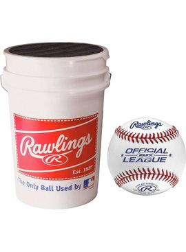 RAWLINGS ROLB1X Bucket (3 DZ)