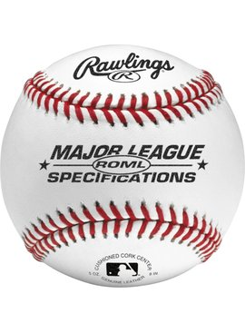 RAWLINGS ROML Baseball Ball