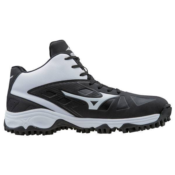 MIZUNO Mizuno Soulier Baseball 9 SPIKE advanced ERUPT 3 Mid