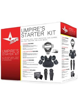 ALL STAR UMPIRE'S STARTER KIT