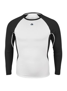 MAJESTIC WARRIOR COMPRESSION LONG SLEEVE YOUTH