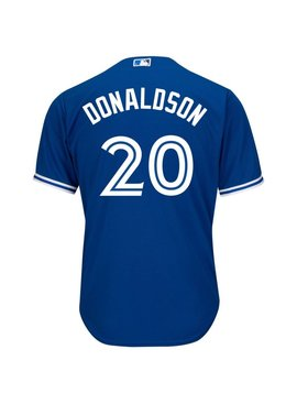 MAJESTIC REPLICA J. DONALDSON JERSEY BOYS MEDIUM 5/6