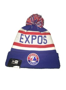 NEW ERA KNIT MONTREAL EXPOS CM BIGGEST FAN