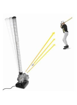 SKLZ LIGHTNING BOLT PITCHING MACHINE