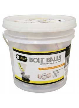 SKLZ BOLT BALLS FOR LIGHTNING BOLT 50PK