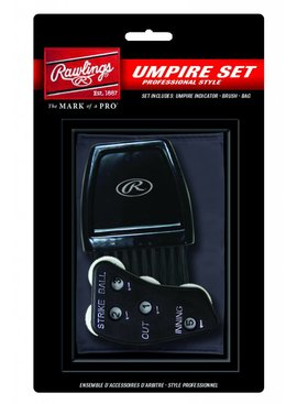 RAWLINGS UMPIRE ACCESORY SET
