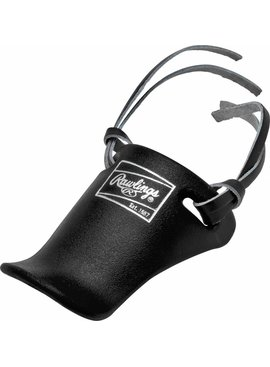 RAWLINGS TP4 Youth Catcher's Throat Protector Black