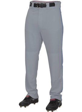 RAWLINGS PRO150P Men's Pipped Baseball Pants
