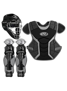 RAWLINGS RCSY Catcher's Set