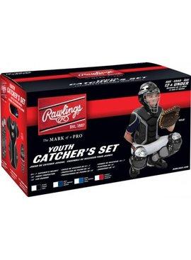 RAWLINGS Rawlings RCSY Catcher's Set