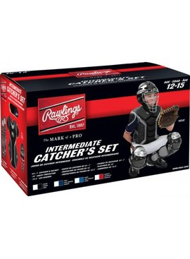 RAWLINGS RCSI Intermediate Catcher's Set