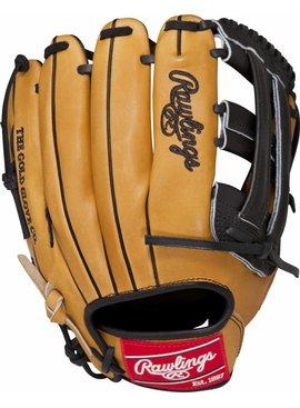 "RAWLINGS PROJD-6BUB Heart Of The Hide 12.5"" Baseball Glove"