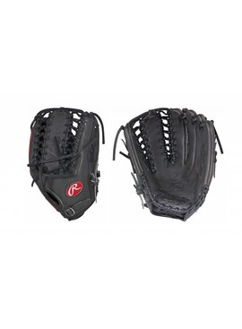 """RAWLINGS PRO601DS Heart Of The Hide12.75"""" Baseball Glove"""