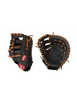 "RAWLINGS PPRFM18 Premium Pro 12.5"" Fistbasemen's Baseball Glove"