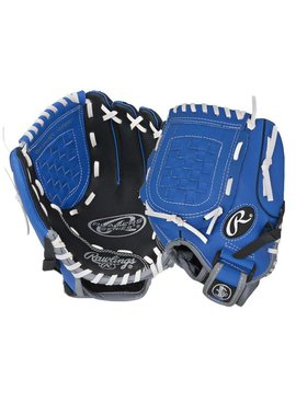"RAWLINGS PL105BRW Players 10.5"" Youth Baseball Glove"