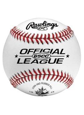 RAWLINGS 65CC Baseball Ball