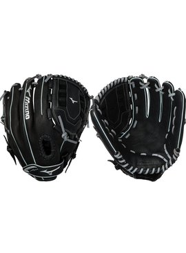"MIZUNO GPM1404 Premier Black 14"" Slowpitch Glove"