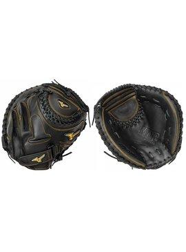 "MIZUNO GXS50PF2 Mvp Prime SE Black 34"" Catchers Fastpitch Glove"