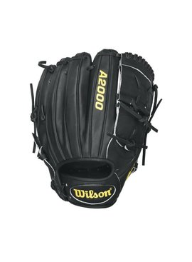 "WILSON-DEMARINI A2000 KERSHAW 11.75"" BLACK Right-Hand Throw"