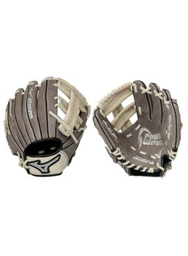 "MIZUNO GPP900Y2 Prospect Grey 9"" Youth Baseball Glove"