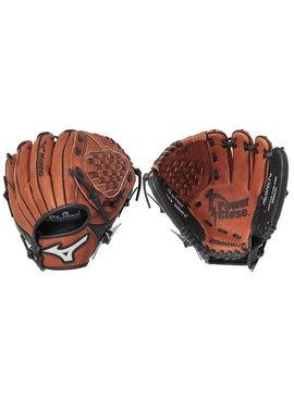 "MIZUNO GPP1000Y2 Prospect Brown 10"" Youth Baseball Glove"