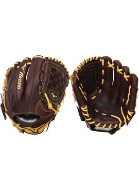 "MIZUNO GFN1200B2 Franchise Brown 12"" Baseball Glove"