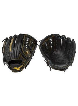 "MIZUNO GMVP1150PY2 Mvp Prime Future Black 11.5"" Youth Baseball Glove"