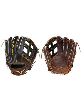 """MIZUNO GCP82S2 Classic Pro Soft Black/Brown 12.75"""" Baseball Glove"""