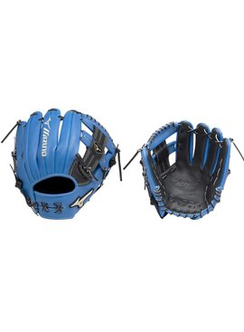 "MIZUNO GGE61AXRY Global Elite Royal/Black 11.5"" Baseball Glove"